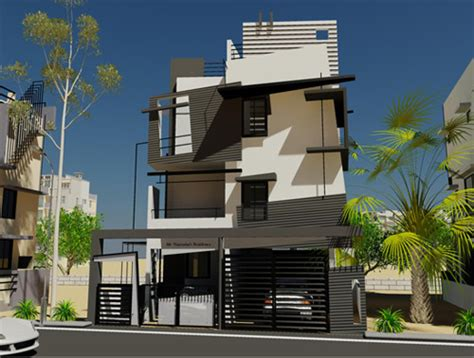 modern residential house plans contemporary home designs
