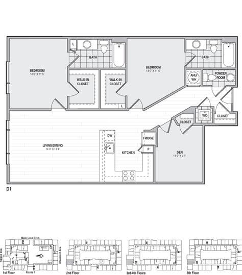 frasier apartment floor plan 356