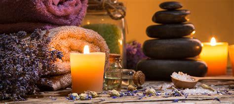 rituali con candele rituali di benessere the one spa