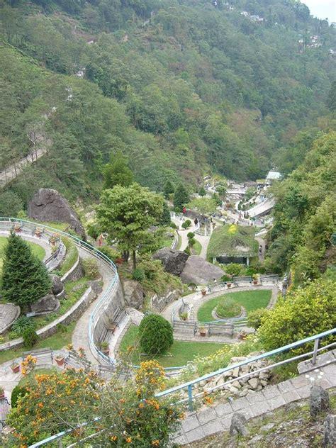 terraced rock garden photos