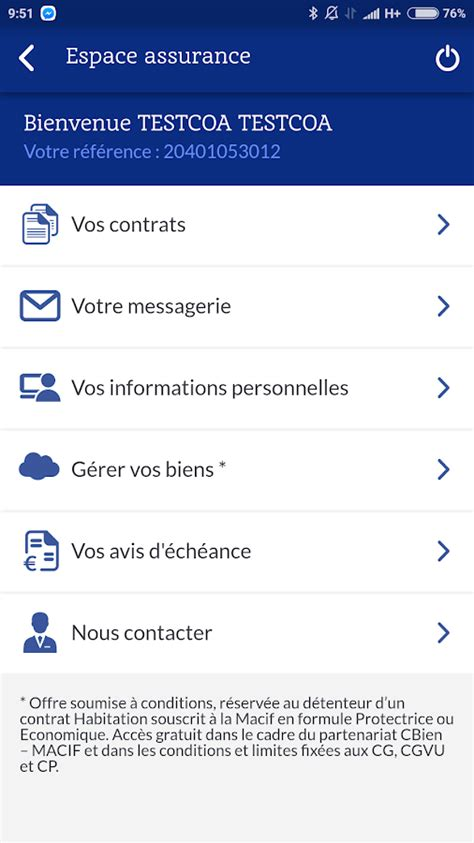 macif si鑒e social macif assurance et banque android apps on play