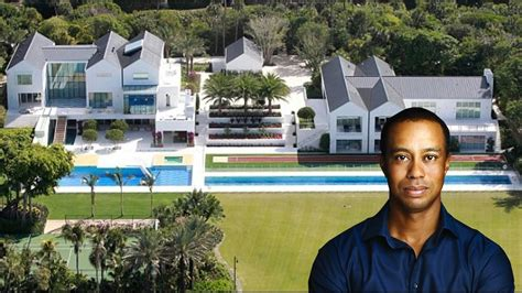 tiger woods house tiger woods florida house tour inside outside 60
