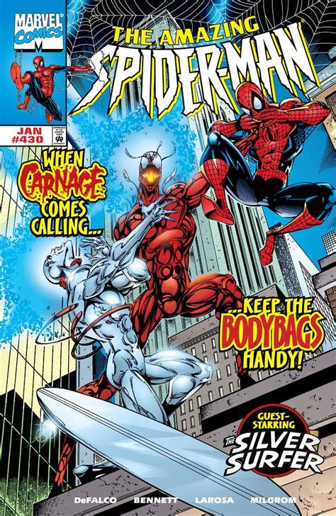 american carnage tales of trumpian dystopia books amazing spider vol 1 430 marvel database fandom
