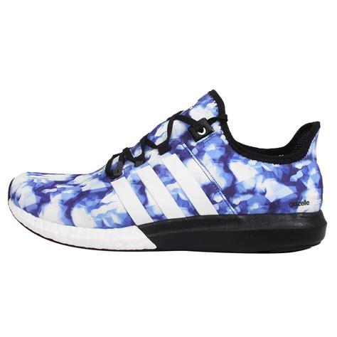 adidas gazelle boost adidas cc gazelle boost m climacool blue white mens