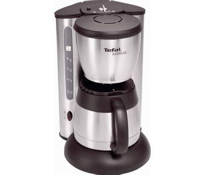 Coffee Maker Tefal tefal coffee maker 8 12c ssteel thermo jug ci115510