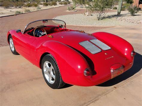 Porsche 550 Replica Kit by 1955 Porsche 550 Spyder Replica Kit For Sale