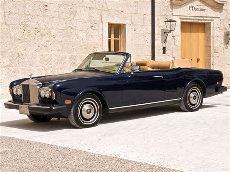 rolls royce corniche review rolls royce corniche classic car review honest