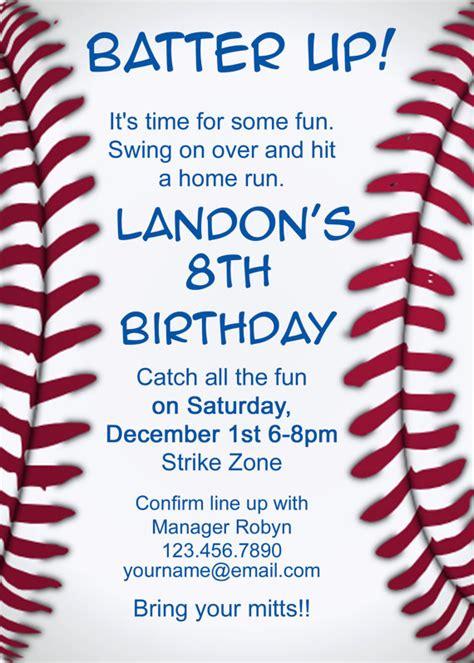 baseball stationery printable baseball invitation by makeitpersonalforyou on etsy