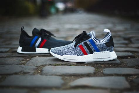 Adidas Nmd R1 Part Iii adidas nmd r1 primeknit tri color pack dopeshxtdaily