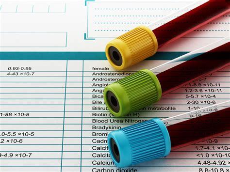 blood glucose test preparation procedure