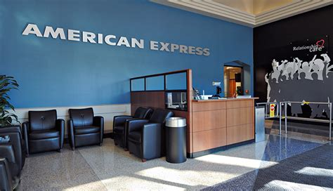 American Express Offices by American Express Service Center Griffin Capital