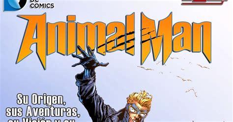 biografia de animal animal mania comics biograf 237 a de animal man