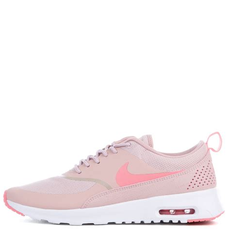 nike oxford shoes nike s air max thea shoe pink oxford bright melon white