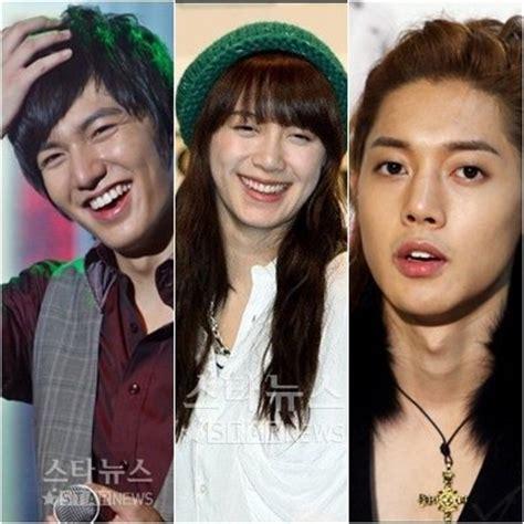 goo hye sun tienes novio ahora 2015 news goo hye soo lee min ho kim hyun joong nominated