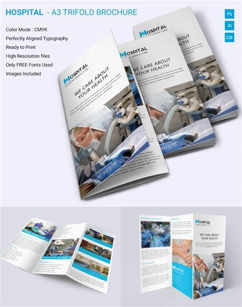 brochure templates ai free download 4 best agenda
