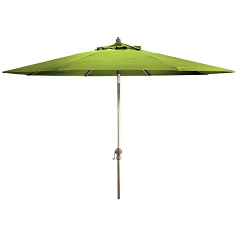 Jordan Manufacturing Market 9 Ft Steele Tilt Patio Canvas Patio Umbrella