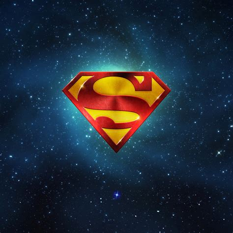wallpaper superman for tablet by kristofbraekevelt