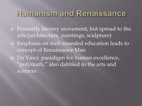 themes of english renaissance literature renaissance culture presentation