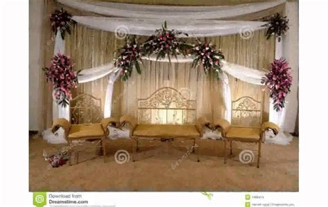decorate pictures wedding stage decoration pictures youtube