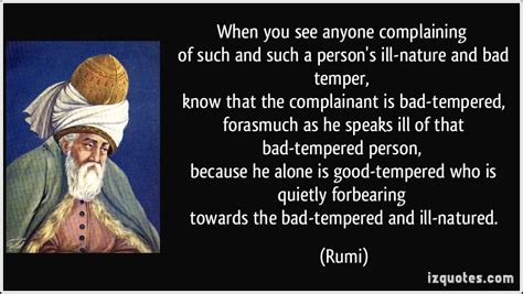 Ways To Deal With An Ill Tempered by Bad Temper Quotes Quotesgram