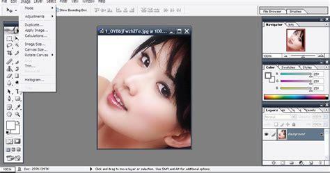 tutorial photoshop menggabungkan 2 gambar cara memperbesar resolusi gambar dengan adobe photoshop