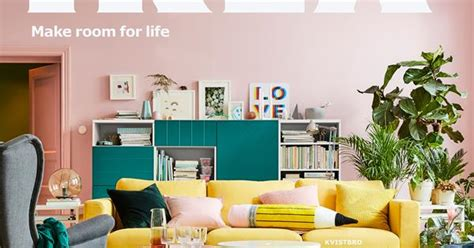 the 2018 ikea catalogue is here homes to