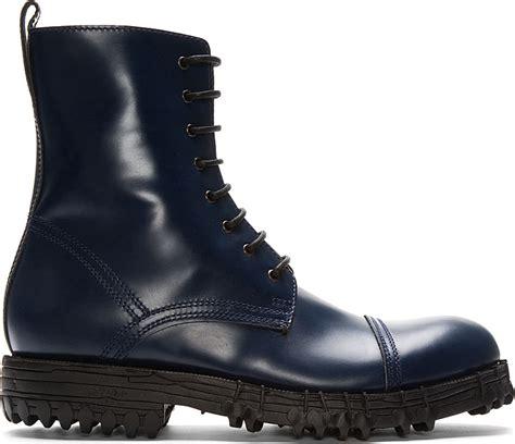 blue combat boots blue combat boots coltford boots