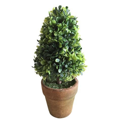 green home garden decor rustic mini artificial plants