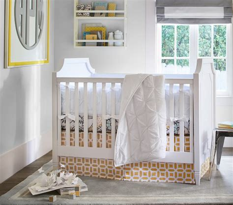 Hayden Crib Pottery Barn by Hayden Magazine Rack Pottery Barn