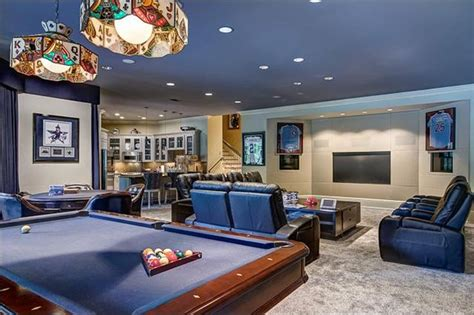 Dallas Cowboys Bedroom Decor 50 Best Man Cave Ideas And Designs For 2017
