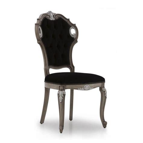 sedie stile barocco sedia in legno stile barocco alcide sevensedie
