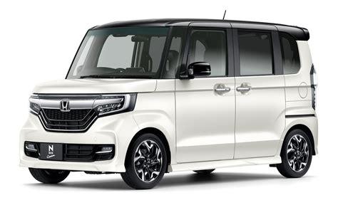 2018 honda n box is an unapologetically boxy kei car