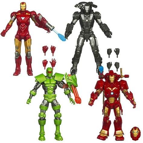 Iron Marvel Legends Hasbro Ironman Marvel Legend hasbro marvel iron legends wave one legendscrazy net
