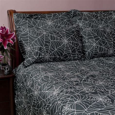bedroom spiders need some fun for your sheets check out sin in linen try