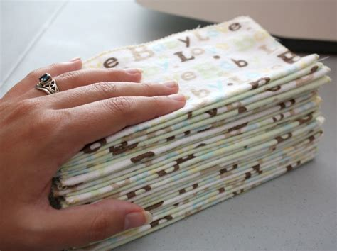 reusable baby wipes diy quelques liens utiles