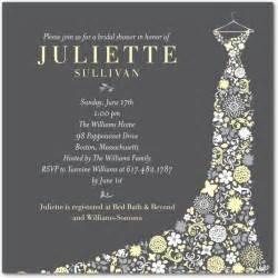 when to send bridal shower invitations blueklip