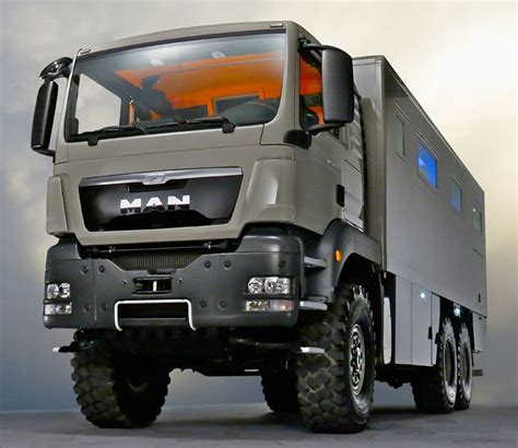 Is This 18 Ton £600,000 Monster The Ultimate Camper