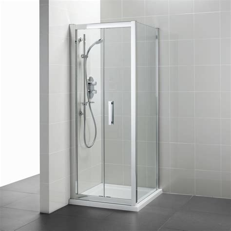 synergy infold corner doors corner shower enclosures