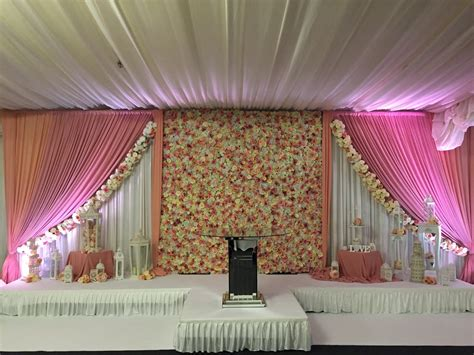 Vintage Home Decor wedding decor event planners asian wedding stages