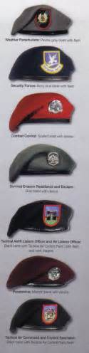 army beret colors decoding those air berets soldier systems daily