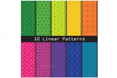 Linear Pattern Coreldraw | coreldraw linear pattern 187 designtube creative design