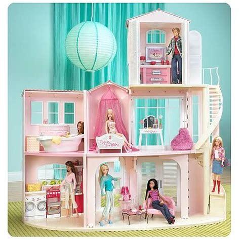 dream house barbie doll barbie dream houses barbie 3 story dream house playset mattel barbie playsets at