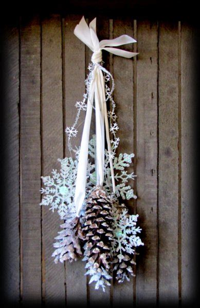 winter decorations diy the best diy winter home decorations 18 great ideas style motivation