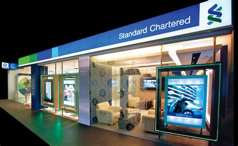 standard chartered bank in dubai standard chartered launches banking service