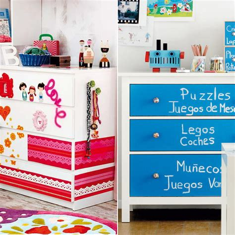decorating malm and hemens ikea drawer chests for children
