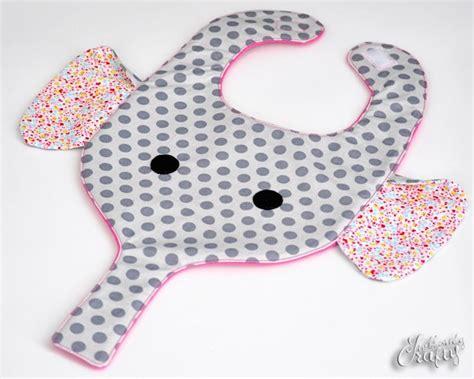 pattern for pacifier holder bib elephant bib binkie holder pattern tutorial by