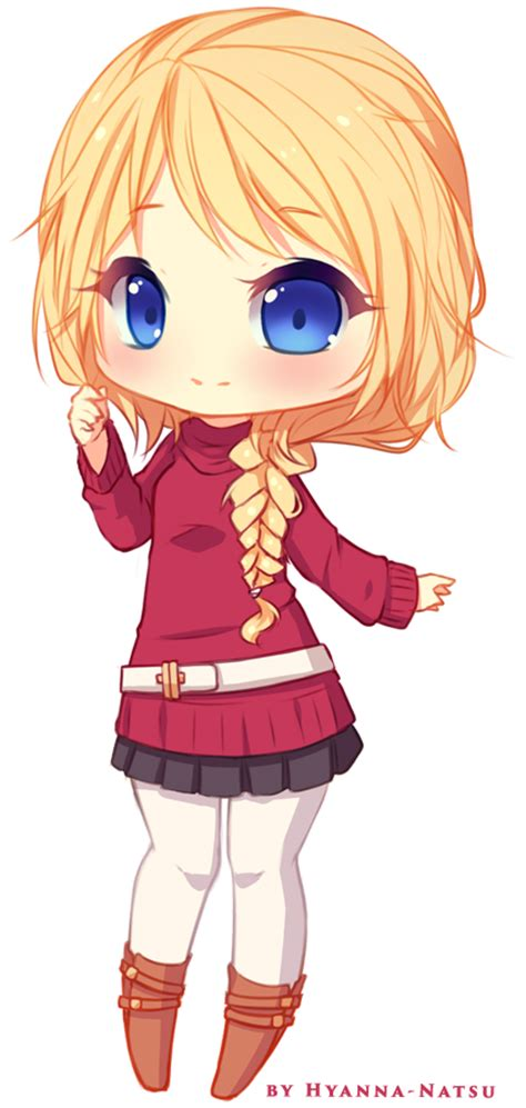 libro chibi girls a cute commission erika sketch chibi 1 by hyanna natsu com on quotes