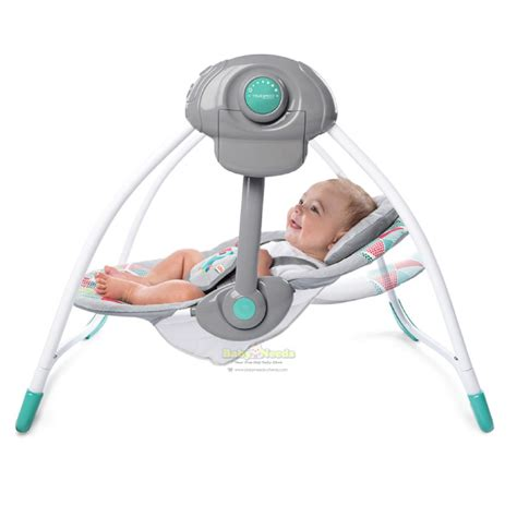 bright starts portable swing review bright starts portable swing toucan tango baby needs