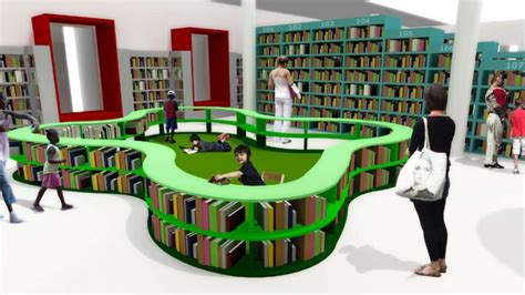 reading space for the joy of reading design indaba