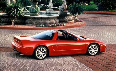 furynsx 1995 acura nsx t car and driver